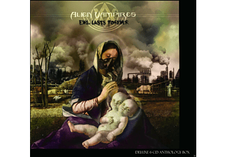 Alien Vampires - Evil Lasts Forever (6CD Box) - (CD)