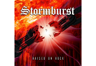 Stormburst - Raised On Rock - (CD)