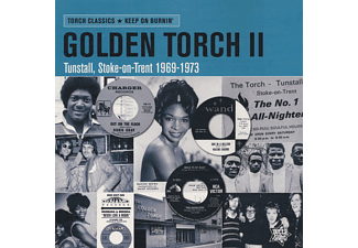 VARIOUS - Golden Torch II/Tunstall,Stroke-On-Trent 1969-73 - (Vinyl)