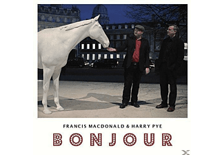 Francis Macdonald, Harry Pye - Bonjour - (CD)