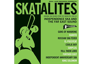 The Skatalites - Independence Ska And The Far East Sound 1963-65 - (CD)