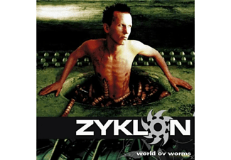 Zyklon - World Ov Worms - (CD)