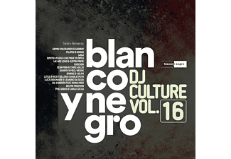 VARIOUS - Blanco Y Negro DJ Culture Vol.16 - (CD)