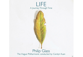 The Hague Philharmonic - Life-A Journey through Time - (CD)