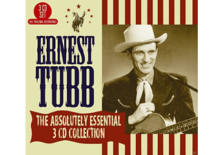 Ernest Tubb - Absolutely Essential - (CD)