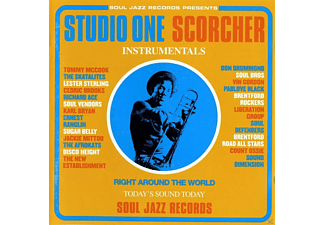 VARIOUS - Studio One Scorcher - (LP + Download)