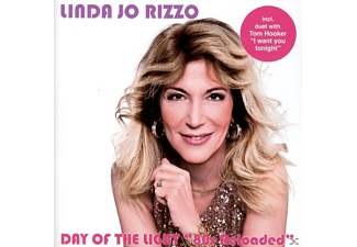 Linda Jo Rizzo - Day of the Light 80's-Reloaded Album - (CD)