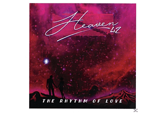 Heaven42 - The Rhythm Of Love - (CD)