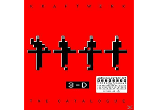 Kraftwerk - 3-D The Catalogue - (Blu-ray)
