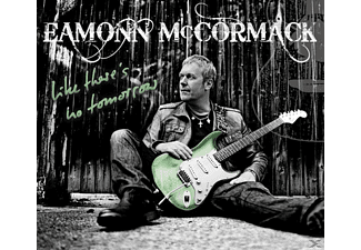 Eamonn McCormack - Like There's No Tomorrow - (CD)