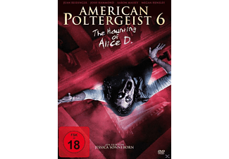 American Poltergeist 6-The Haunting Of Alice D. - (DVD)
