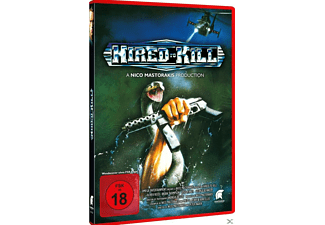 Hired to Kill - (DVD)