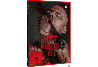 Puppetmaster III - Toulons Rache - (DVD)