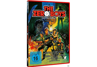 The Zero Boys - (Blu-ray)