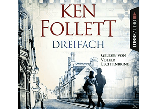 Dreifach - 6 CD - Krimi/Thriller