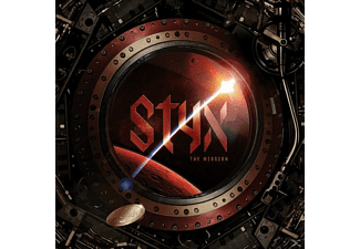 Styx - The Mission - (CD)