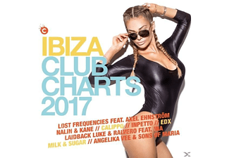 VARIOUS - Ibiza Club Charts 2017 - (CD)