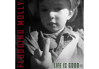 Flogging Molly - LIFE IS GOOD - (Vinyl)
