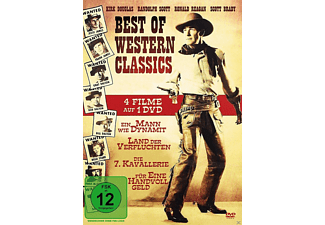 Best Of Western Classics (4 Filme-Edition) - (DVD)