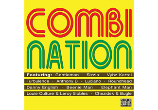 VARIOUS - Combination - (CD)