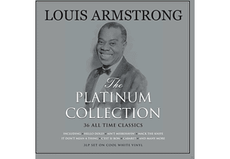 Louis Armstrong - PLATINUM COLLECTION - (Vinyl)