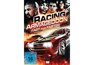Racing Armageddon Box - Fast and Faster - (DVD)