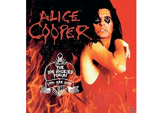 Alice Cooper - The La Forum 17th June 1975 - (CD)
