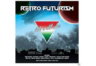 Various - Retro Futurism-Italo Is Stil - (CD)