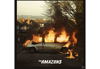 The Amazons - The Amazons (Deluxe Edt.) - (CD)