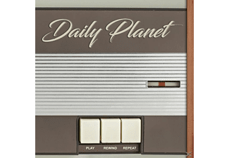 Daily Planet - Play Rewind Repeat - (CD)