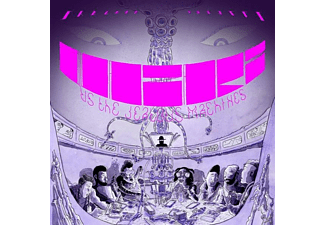 Shabazz Palaces - Quazarz VS The Jealous Machines - (CD)