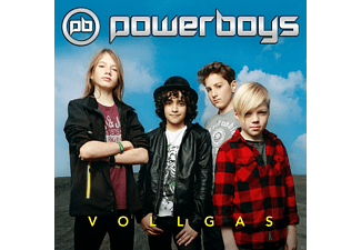 Powerboys - Vollgas - (CD)