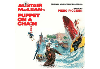 Piero Piccioni - Puppet On A Chain (Original Film Soundtrack) - (Vinyl)