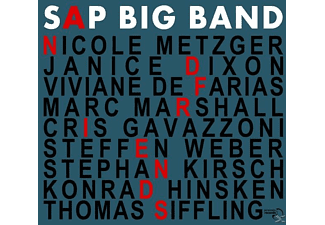Sap Big Band - And Friends - (CD)