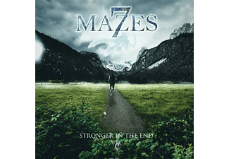 7 Mazes - Stronger in the End - (CD)