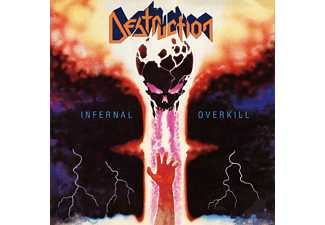 Destruction - Infernal Overkill (Coloured Vinyl) - (Vinyl)