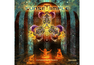 VARIOUS - Sunset Temple - (CD)
