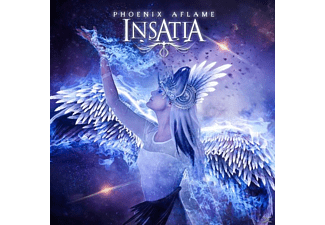 Insatia - Phoenix Aflame - (CD)