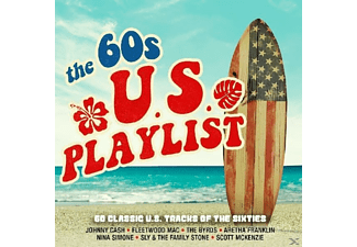 VARIOUS - 60's US Playlist - (CD)