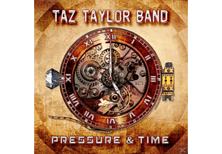 Taz Taylor Band - Pressure And Time - (CD)