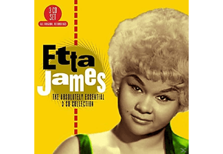 James Etta - Absolutely Essential - (CD)