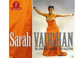 Sarah Vaughan - Absoluetely Essential - (CD)