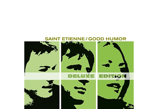 Saint Etienne - Good Humor (2CD Deluxe Edition) - (CD)