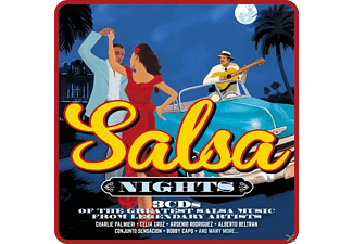 VARIOUS - Salsa Nights (Lim.Metalbox Ed) - (CD)