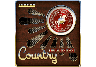 VARIOUS - Country Radio (Lim.Metalbox Ed) - (CD)