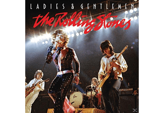 The Rolling Stones - Ladies & Gentleman (Live In Texas,Us,1972) - (CD)