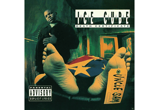 Ice Cube - Death Certificate (25th Anniversary Edt.) - (CD)