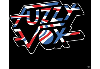 Fuzzy Vox - No Landing Plan - (LP + Download)