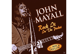 Mayall, John / Taylor, Mick - Rocket In The Pocket - (CD)
