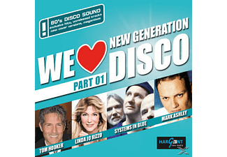 VARIOUS - We love new Generation Disco-Part 1 - (CD)